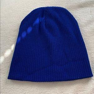 Topshop Bright Blue Beanie